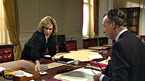 A still #5 from Yes, Prime Minister: Series 1 (1986)