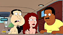 A still #3 from Family Guy: Series 8 (2009)