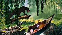 Still #3 from The Jungle Book: DVD Read Along