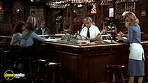 A still #9 from Cheers: Series 1 (1982)