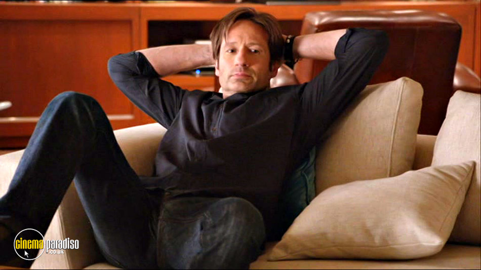 Californication: Series 5 online DVD rental