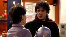 A still #7 from Black Books: Series 1 (2000)