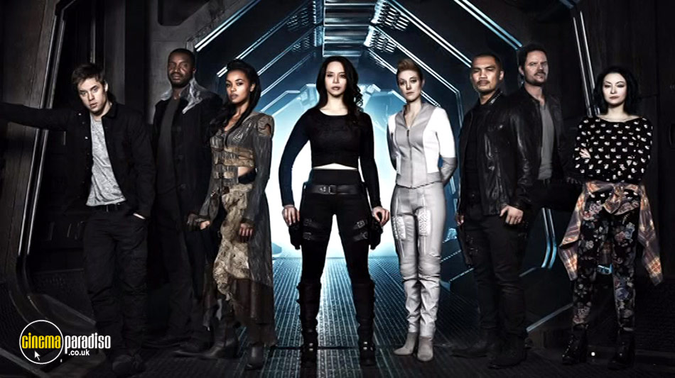 Dark Matter: Series 2 online DVD rental