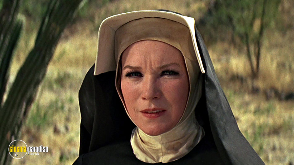 Two Mules for Sister Sara online DVD rental