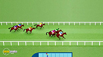 A still #16 from Horse Racing: Interactive