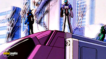 A still #19 from Bubblegum Crisis Tokyo 2040: Vol.6: For All Mankind (1999)
