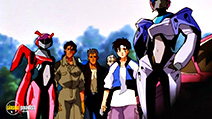 A still #17 from Bubblegum Crisis Tokyo 2040: Vol.6: For All Mankind (1999)