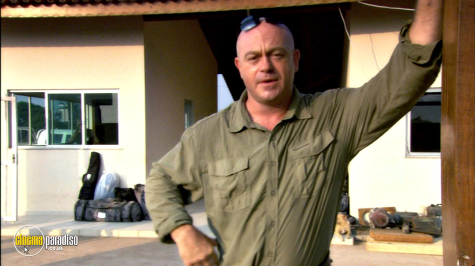 Ross Kemp: Battle for the Amazon online DVD rental
