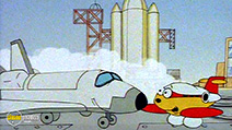 A still #6 from Jimbo and the Jet-Set: The Great Air Race (1987)