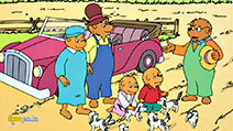 A still #9 from The Berenstain Bears: Go to School (2002)