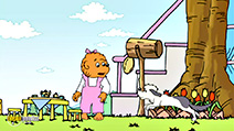 A still #8 from The Berenstain Bears: Go to School (2002)