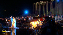 A still #8 from Vangelis: Mythodea Live (2001)