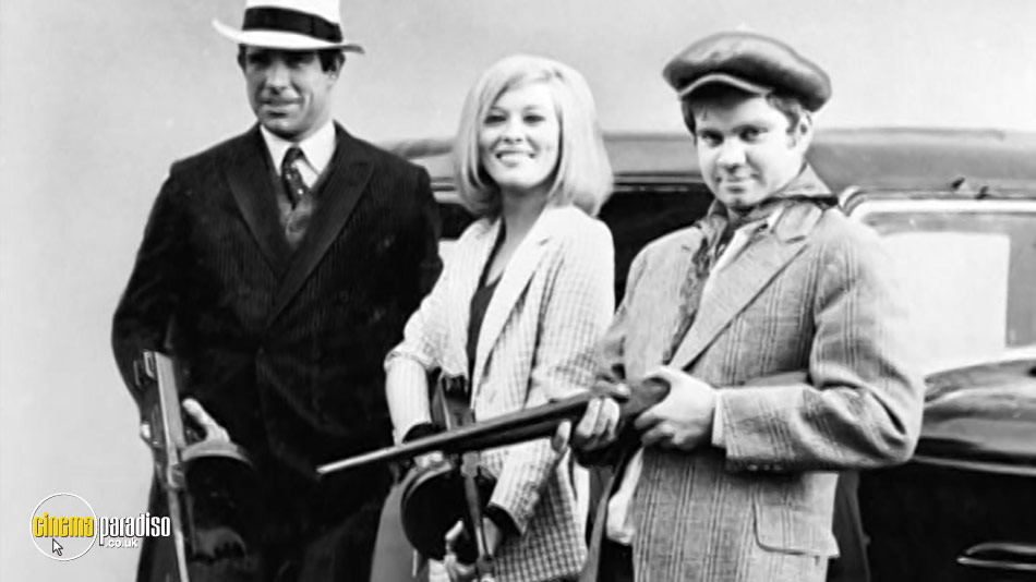 Bonnie and Clyde: 40th Anniversary Edition online DVD rental