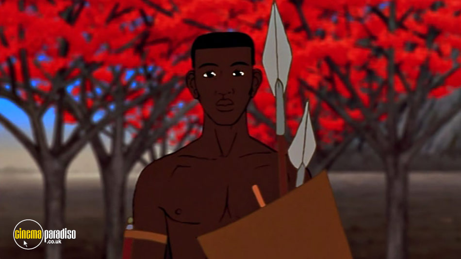 Kirikou and the Sorceress (aka Kirikou et la Sorcière) online DVD rental