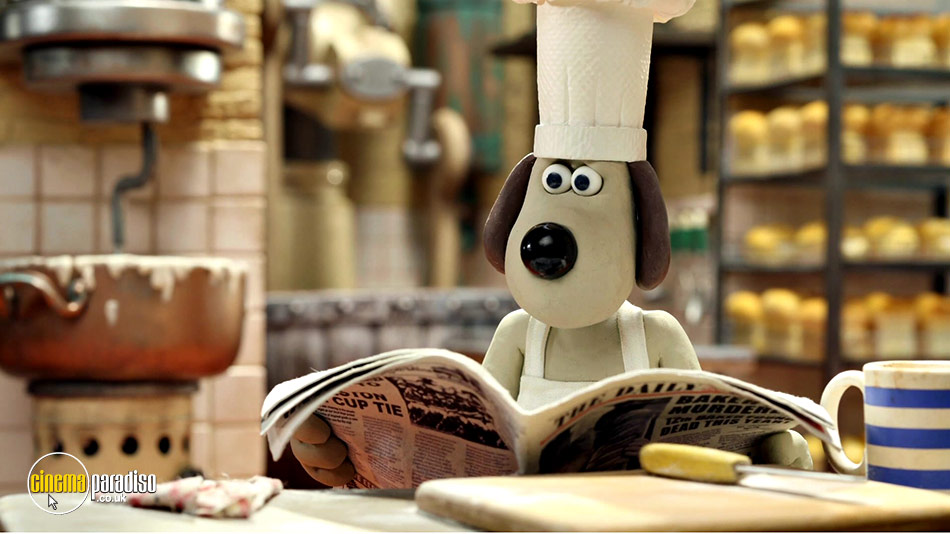 Wallace and Gromit: A Matter of Loaf and Death online DVD rental