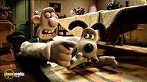 A still #3 from Wallace and Gromit: A Matter of Loaf and Death (2008)