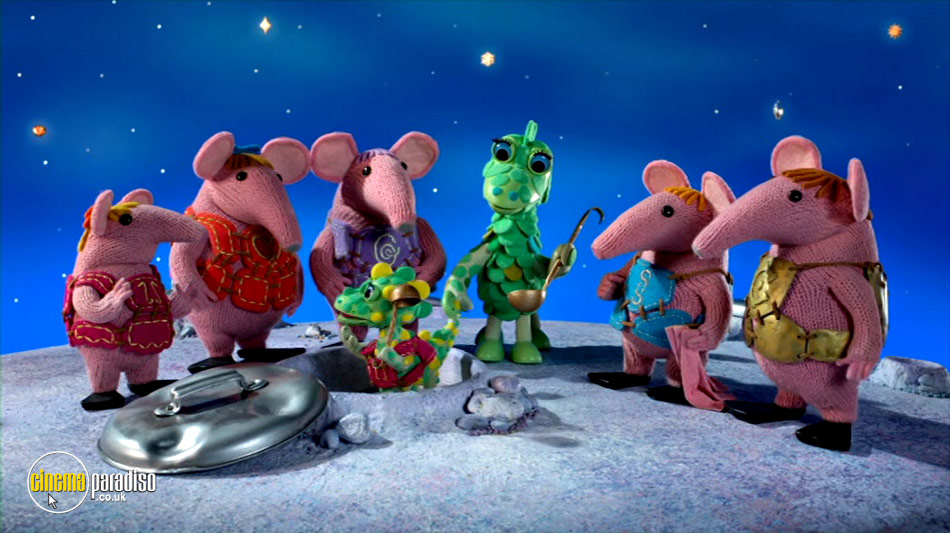 Clangers: The Singing Asteroid (aka Clangers: The Singing Asteroid and Other Clangery Tales) online DVD rental