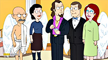 A still #34 from American Dad!: Christmas with the Smiths (2009)