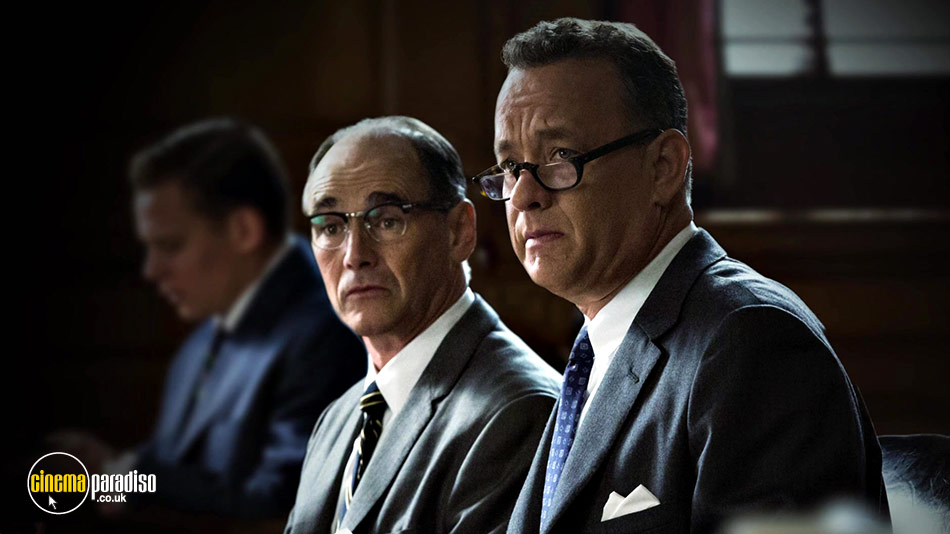 Bridge of Spies online DVD rental