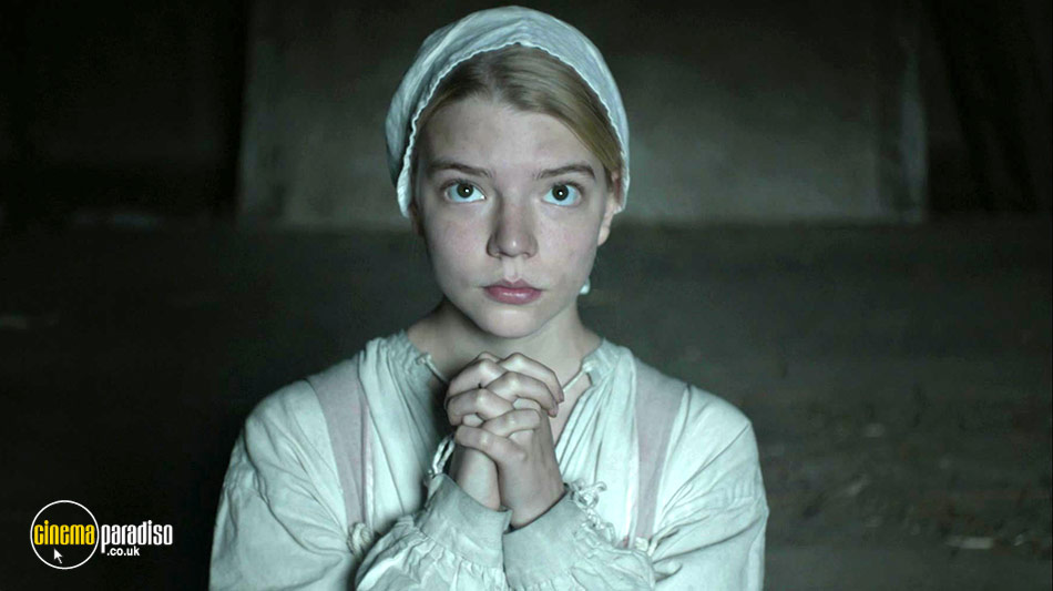 The Witch (aka The VVitch: A New-England Folktale) online DVD rental