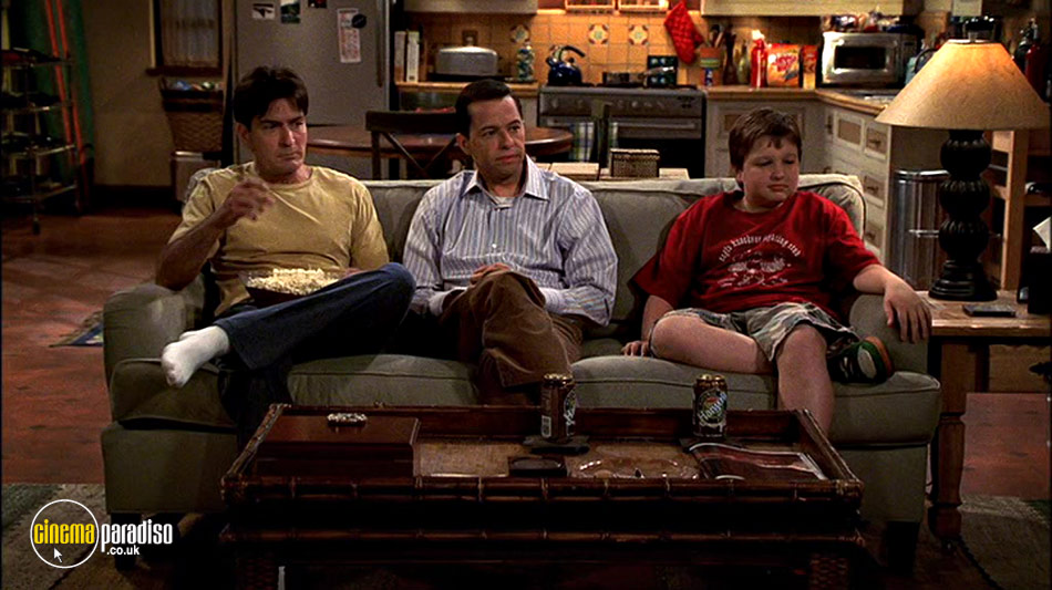 Two and a Half Men: Series 4 online DVD rental