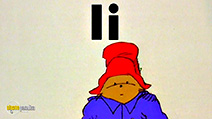 A still #5 from Paddington Bear: Alphabet Treasure Hunt (1993)