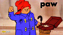 A still #4 from Paddington Bear: Alphabet Treasure Hunt (1993)