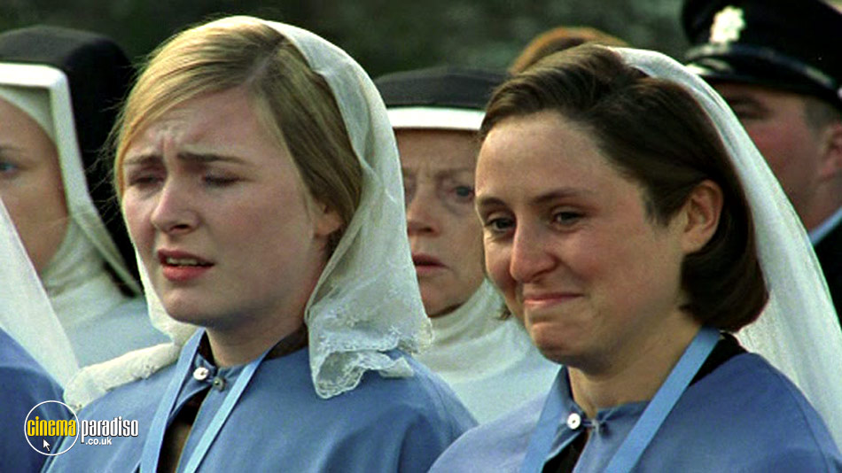 a review of the film the magdalene laundries Drama the magdalene sisters poster trailer  a thoroughly mind-provoking  film about 3 young women who, under tragic  plot summary | plot synopsis.