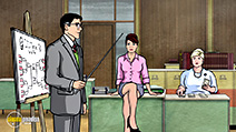 A still #9 from Archer: Series 2 (2011)