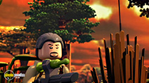 A still #34 from Lego Jurassic World: The Indominus Escape (2016)