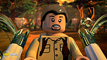 A still #32 from Lego Jurassic World: The Indominus Escape (2016)