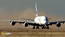 A still #28 from The World's Biggest Airliner: Airbus A380 (2007)