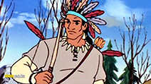 A still #7 from The Adventures Of Pocahontas, Indian Princess (1994)