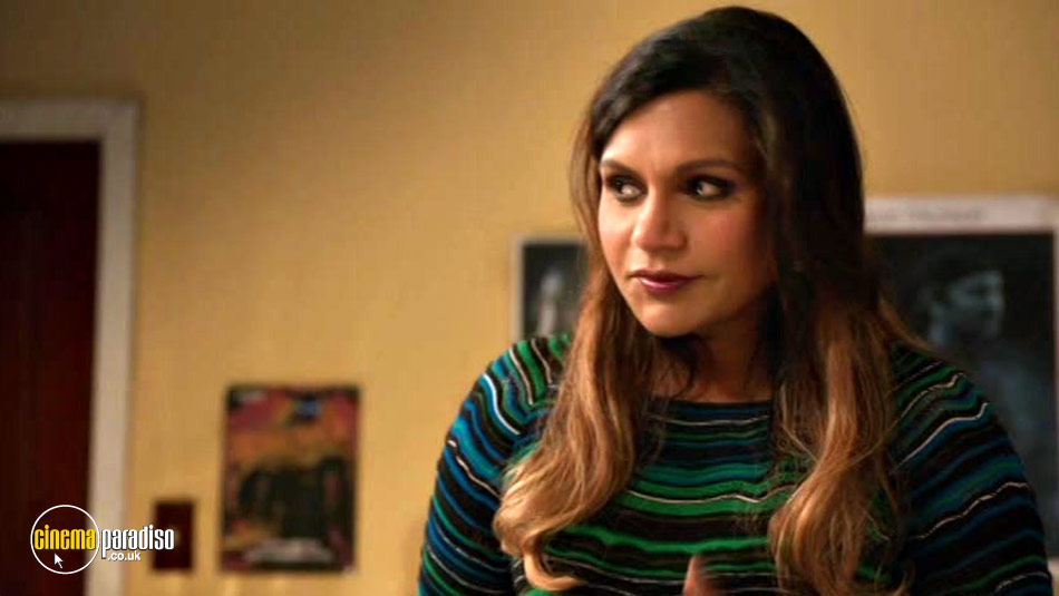 The Mindy Project: Series 4 online DVD rental