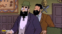 A still #26 from The Adventures of Tintin: Vol.4 (1992)