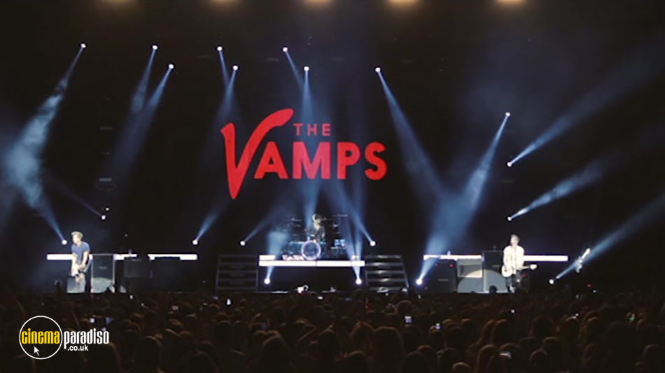 Meet the Vamps: Live in Concert (aka Meet the Vamps: The Story of the Vamps) online DVD rental
