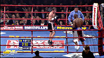 A still #9 from Calzaghe vs. Lacy (2006)
