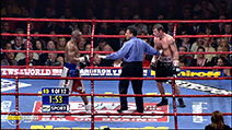 A still #8 from Calzaghe vs. Lacy (2006)
