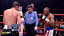 A still #5 from Calzaghe vs. Lacy (2006)
