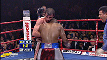 A still #4 from Calzaghe vs. Lacy (2006)