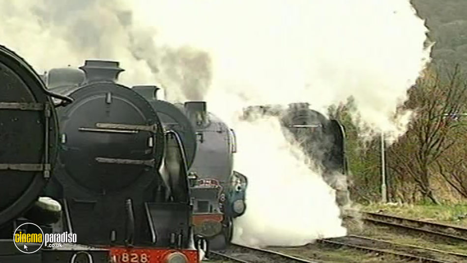 Classic Steam Engines online DVD rental