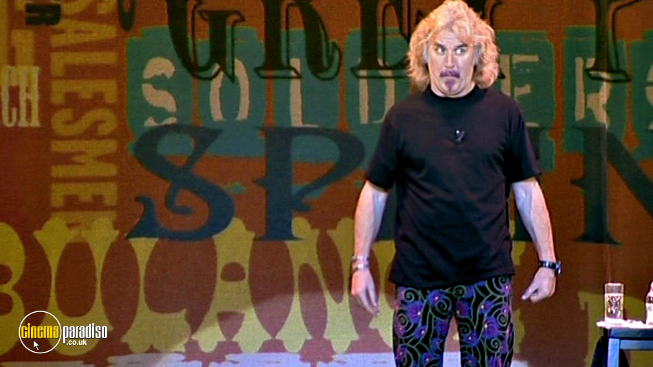 Billy Connolly: Live 2002 online DVD rental