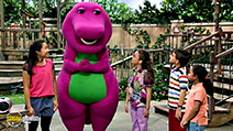 A still #9 from Barney: Read with Me! Dance with Me! (2000)