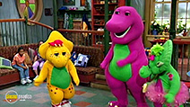 A still #5 from Barney: Read with Me! Dance with Me! (2000)