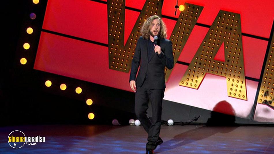 Seann Walsh: Seann to Be Wild: Live online DVD rental