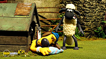 A still #8 from Shaun the Sheep: Pizza Party (2016)