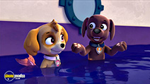 A still #7 from Paw Patrol: Brave Heroes, Big Rescues (2016)