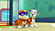 A still #4 from Paw Patrol: Brave Heroes, Big Rescues (2016)