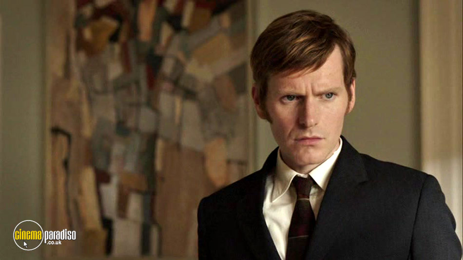 Endeavour: Series 1 online DVD rental