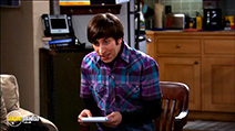 A still #3 from The Big Bang Theory: Series 2 (2008)
